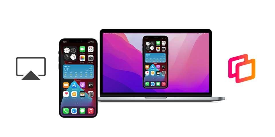 AirPlay to Mac vs Reflector