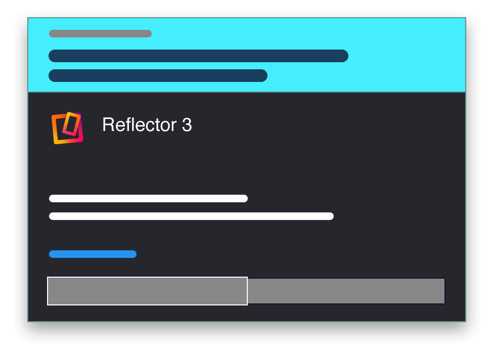 Allow Reflector 3 to make changes