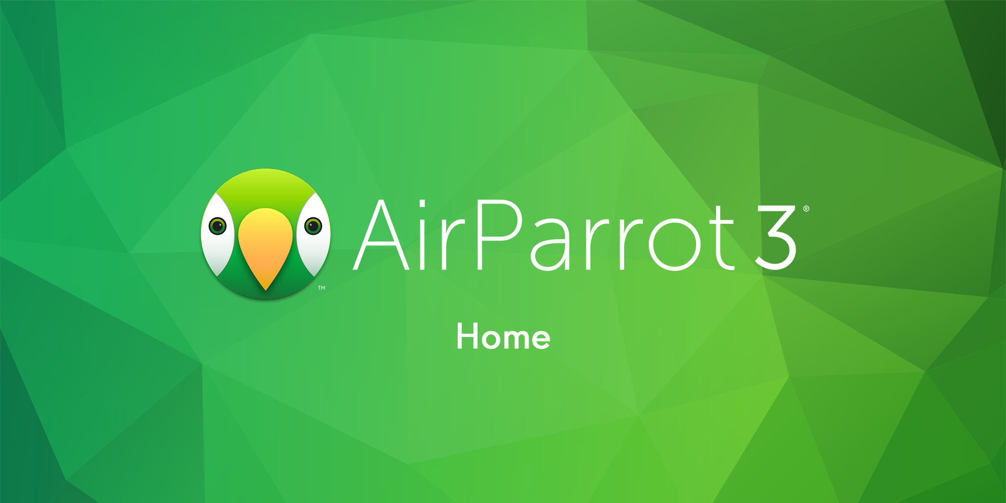 AirParrot 3 | Mirror & stream content from your Mac or PC to Apple TV, Chromecast & more