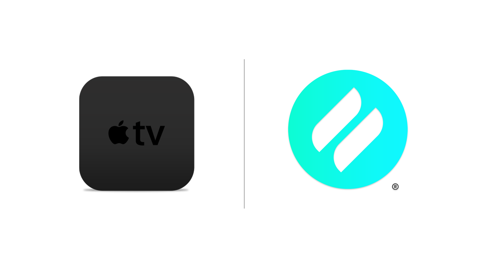 ditto logo and apple tv