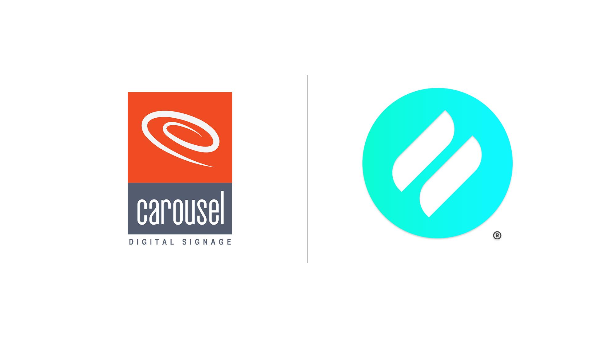 ditto logo and carousel logo