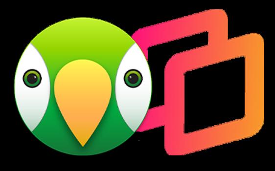 AirParrot Reflector Logos