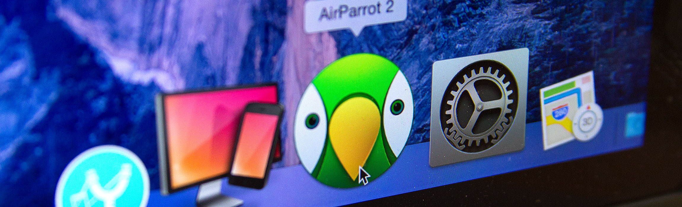 Getting Started with AirParrot 2 for Mac or Windows