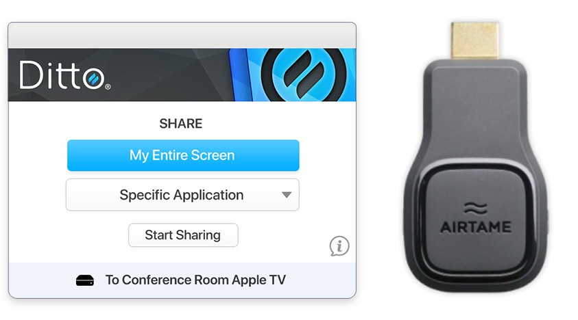 Which is Better for Screen-Mirroring: Ditto or AirTame?